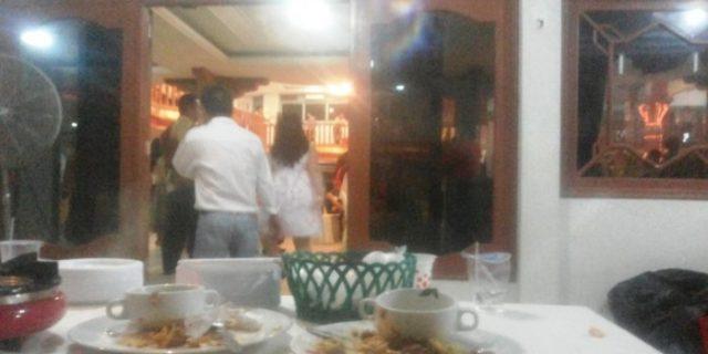 Bos Minyak Berstatus Tahanan Bebas Keluyuran, Tertangkap Basah Hadiri Pesta