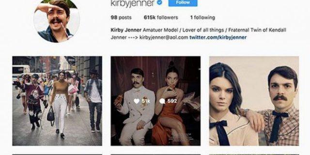 Pria Ini Jadi Akrab dengan Artis Hollywood Kendall Jenner