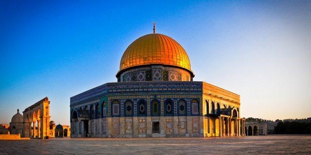 5 Tempat Yang Disinggahi Nabi Muhammad SAW Saat Israj Miraj