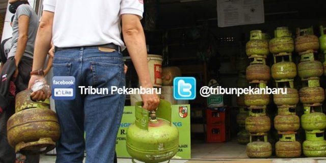 Pangkalan Jual Gas Bersubsidi ke Pengecer