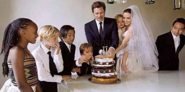 Brad Pitt Ingin Mempertahankan Keluarganya